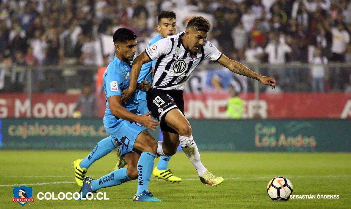Colo Colo vs Bolívar
