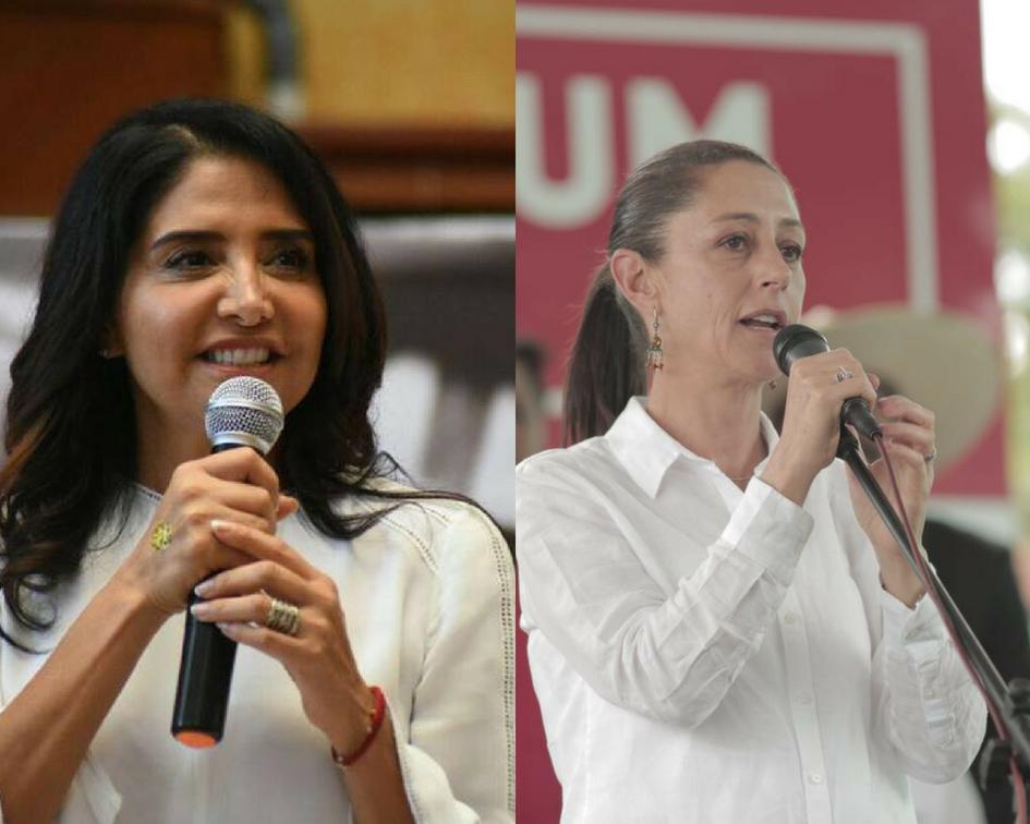 Tanto Barrales como Sheinbaum propusieron un teleférico para la CDMX en el debate chilango.