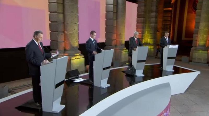 Para aligerar el costo del debate presidencial, las universidades podrían concursar por organizarlo como en Estados Unidos.