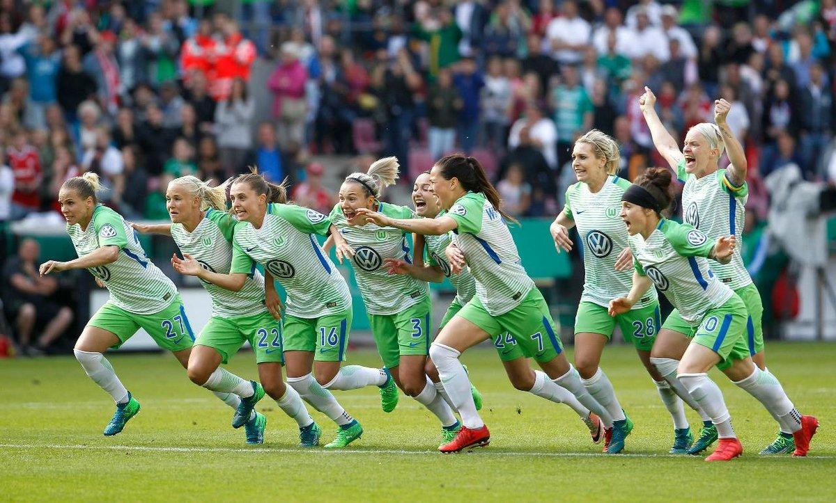 Wolfsburgo vs Olympique de Lyon
