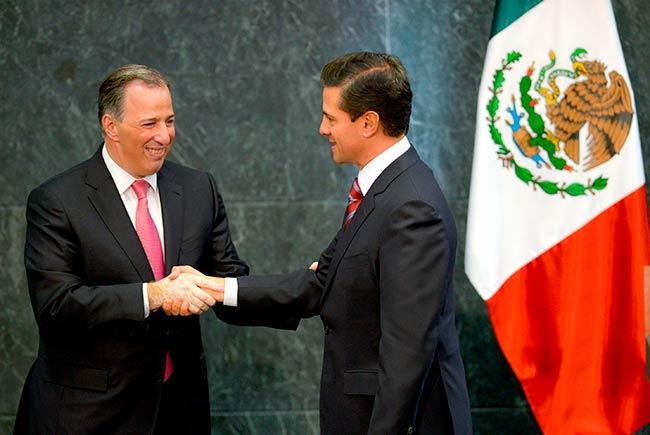 En 2012, el PRI recibió la mayoría del voto en dos de cada tres distritos electorales federales con población indígena (Foto: Presidencia de la República Mexicana)