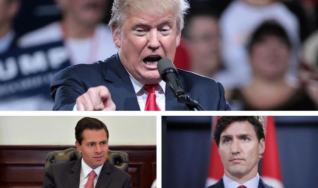 El último día que tenía Trump para enviar al Congreso el nuevo TLCAN fue el mismo en el que impuso los aranceles para México y Canadá.