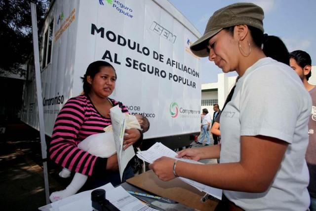 La estructura de las instituciones de salud no permite que el Seguro Popular trabaje a su máxima capacidad. Foto: Iteso.