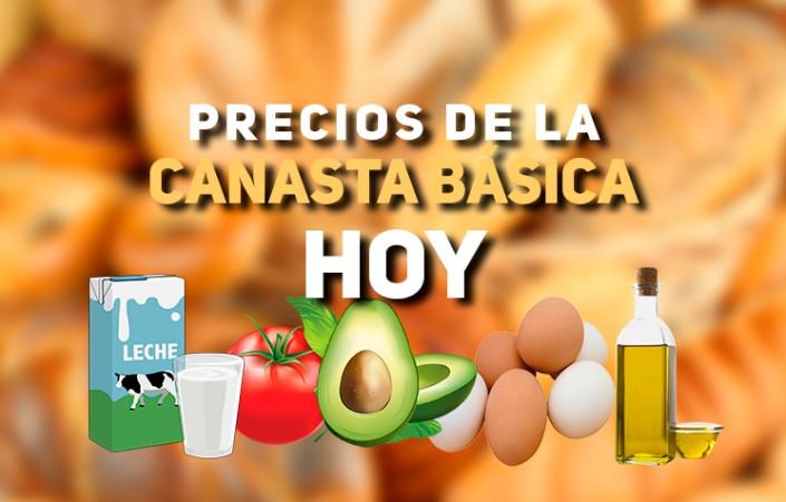 El precio de la leche hoy por litro promedia 17.38 pesos en la CDMX.