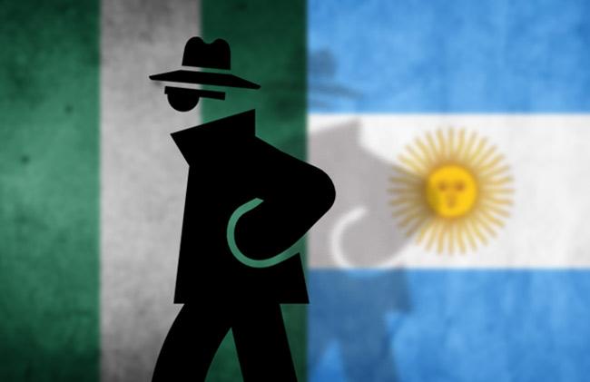 Argentina ha tenido que lidiar con el flujo ilegal de cigarrillos paraguayos, Nigeria con el de arroz vietnamita y taiwanés