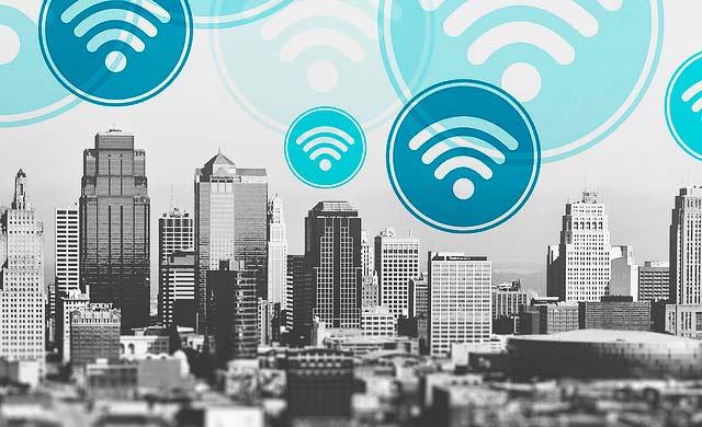 La total cobertura de una ciudad consensores, comunicación y un portal de datos abiertos es esencial para una base tecnológica sólida. Foto: inkmedia.eu