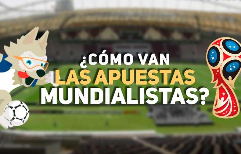 Apuestas del mundial predicen victoria de Colombia en su encuentro con Senegal.