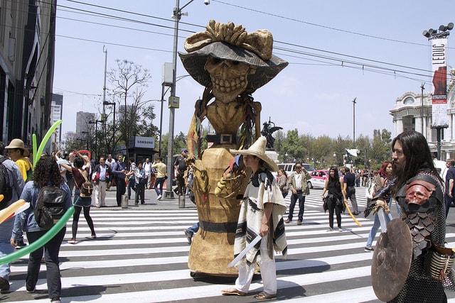 La zona céntrica de la Ciudad de México es donde se registran los mayores niveles de ruido y contaminación acústica.