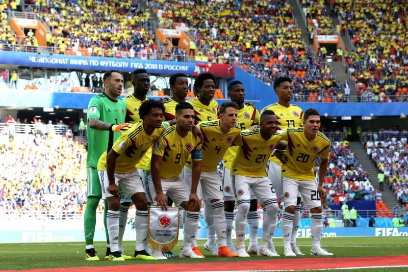 Selección de Colombia Foto: @FCFSeleccionCol