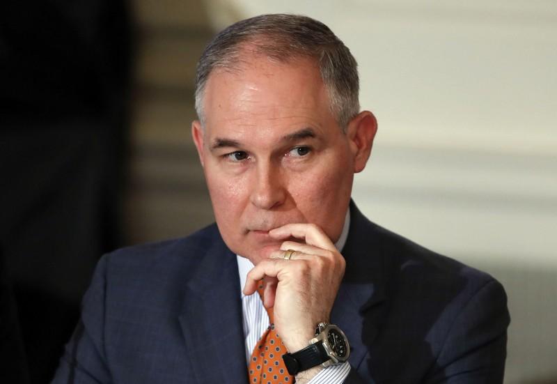 Scott Pruitt renuncia como jefe de la Agencia de Protección Ambiental (EPA)