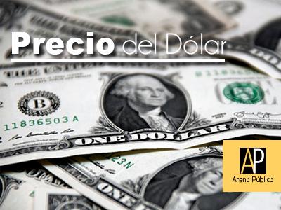 Precio del dólar, hoy 6 de julio