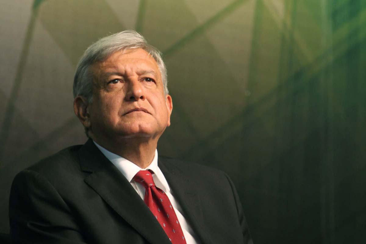 AMLO dice que a partir del 2019 los ex presidentes dejarán de recibir pensión.