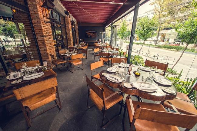 Restaurantes y bares en Polanco son víctimas de extorsión.