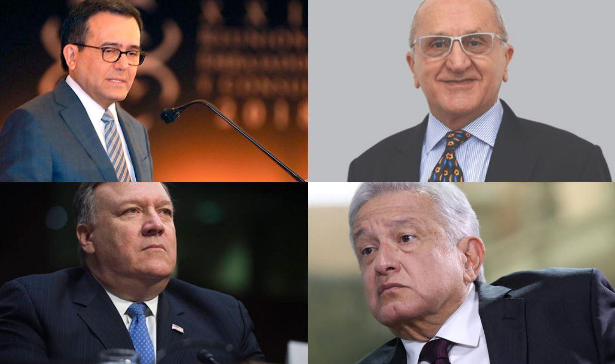 Pasada la elección presidencial de México, el equipo de AMLO esta listo para ocupar su lugar en la mesa de negociación junto a Ildefonso Guajardo.