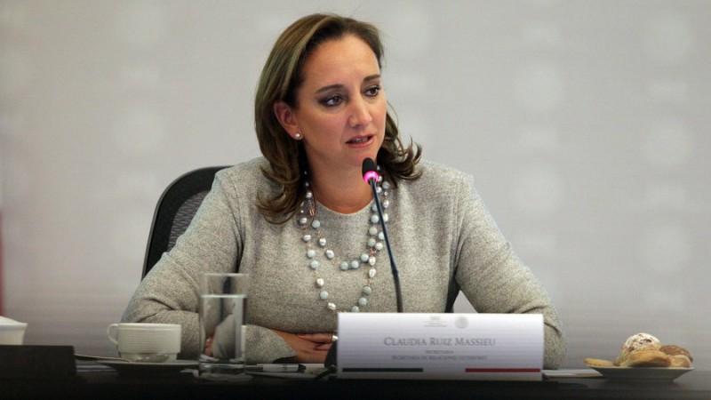 Claudia Ruiz Massieu ha sido militante del PRI desde los 20 años de edad.