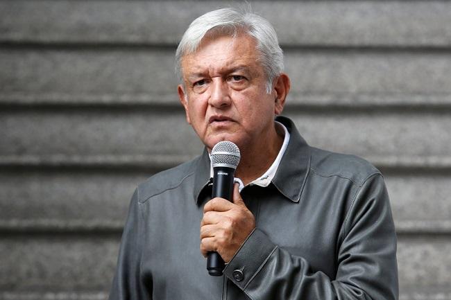 Andrés Manuel López Obrador anunció la reducción de salario a altos funcionarios