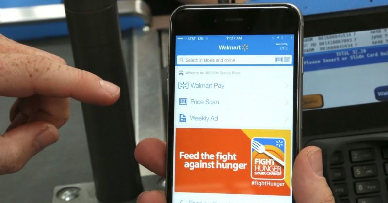 Walmart moverá gran parte de sus servicios en línea a la nube de Microsoft, Azure.
