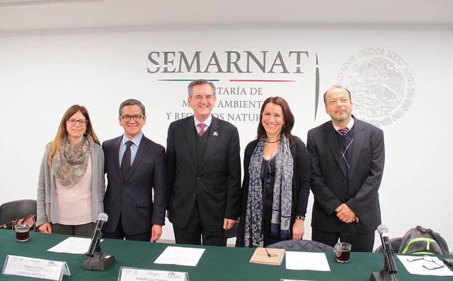 Más de 10 mil trabajadores con sus familias de las secretarías de Semarnat y Sectur se podrían mudar para 2019. Foto: Semarnat.