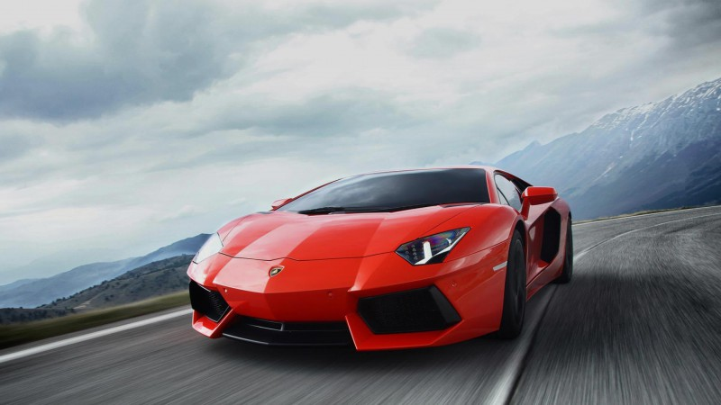 Lamborghini Aventador. Foto: lamborghini.com