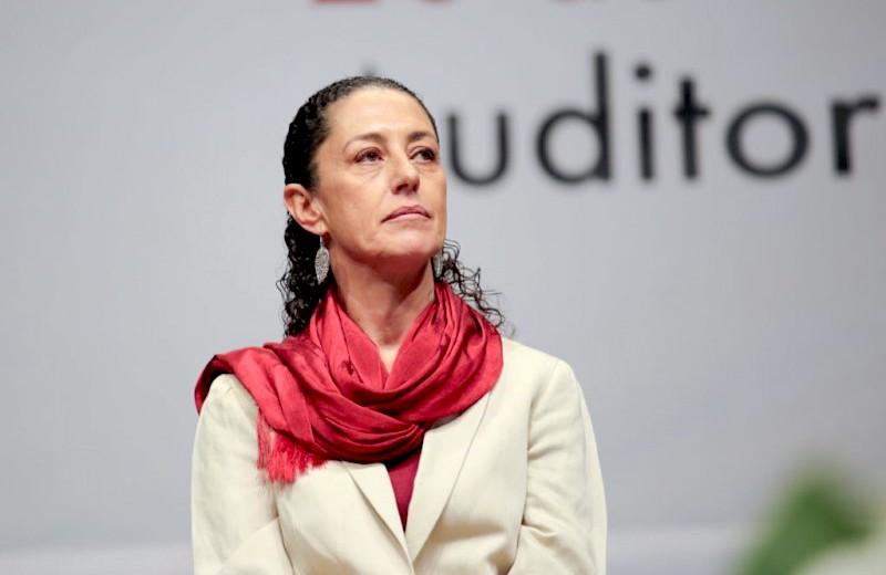 La jefa de gobierno electa por Morena, Claudia Sheinbaum, aseguró que