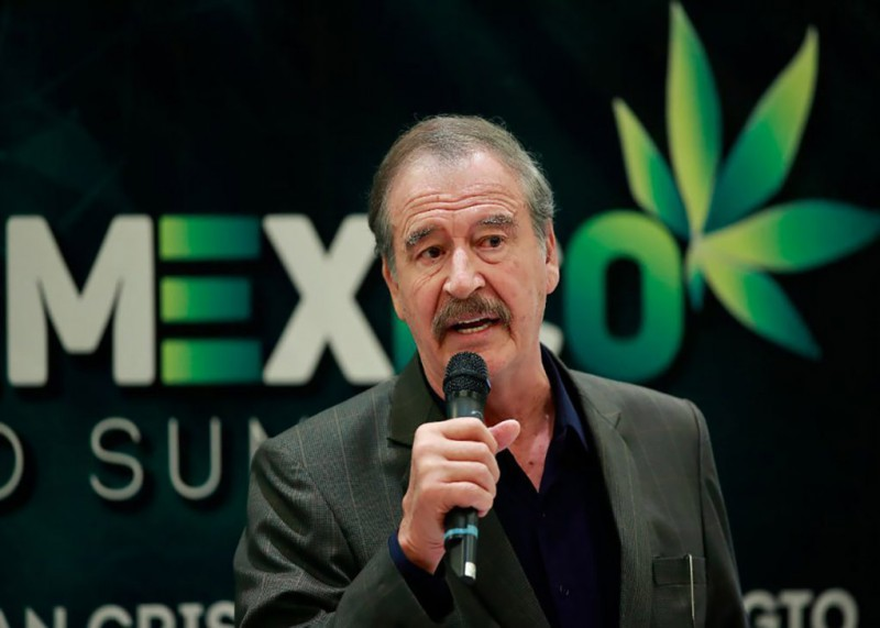 Vicente Fox será asesor estratégico y embajador de Khiron Life Sciences Corp.