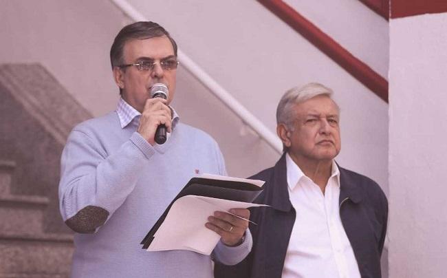 Andrés Manuel López Obrador pide a Trump concluir la negociación de TLCAN