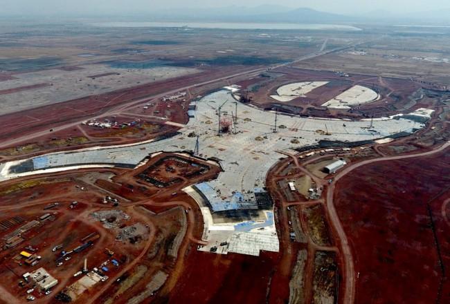 El Nuevo Aeropuerto Internacional de México implica una inversión de 80 mil millones de pesos.