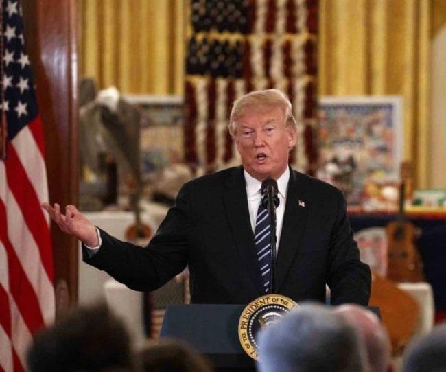 Donald Trump espera trabajar en conjunto con el gobierno de AMLO