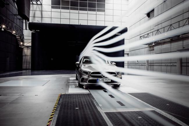 El nuevo diseño presenta un coeficiente aerodinámico de 0,22 y una superficie frontal de 2,19 metros cuadrados.