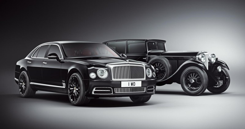 Mulsanne WO Foto: Twitter Bentley Motors @BentleyMotors