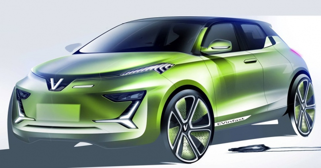 VinFast planea un primer lanzamiento de 100 mil autos al mercado automotriz.