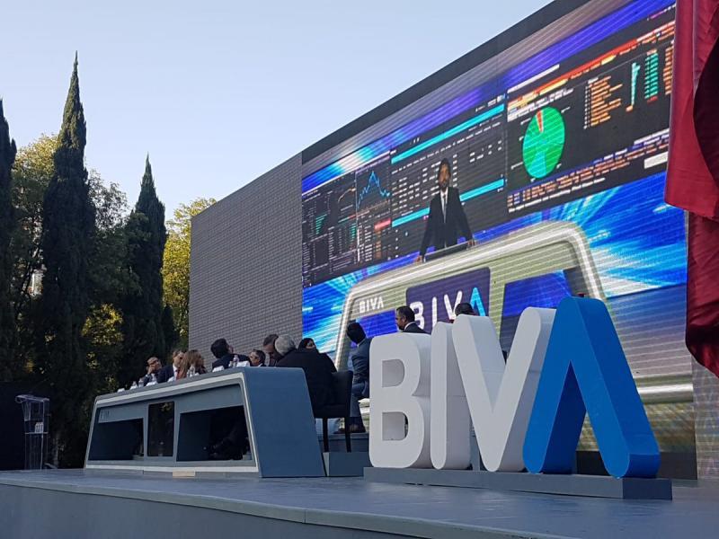 Inicio de operaciones de Bolsa Institucional de Valores Foto: Twitter BIVA @BIVAMX