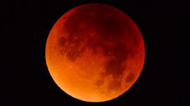 Hoy viernes 27 de julio ocurrirá un eclipse total de luna
