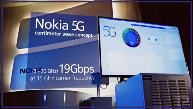 Nokia se encargará de crear nuevas instalaciones y actualizar las redes 4G LTE.