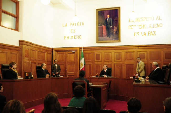 La demanda fue admitida el 25 de julio por la juez, Matilde del Carmen González Barbosa.