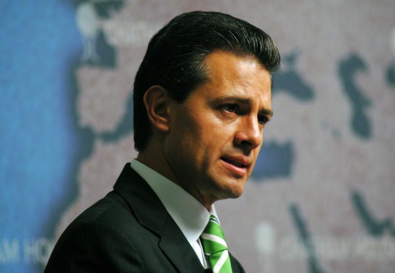 Presidente de México, Enrique Peña Nieto Foto: flickr.com