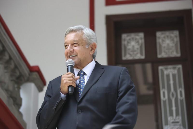 Andrés Manuel López Obrador Foto: Twitter Andrés Manuel López Obrador @lopezobrador_