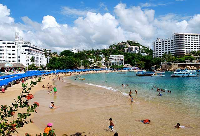 Las playas del país enfrentan una crisis doble (Foto: Miguel Ángel Alvarez Bernardo)