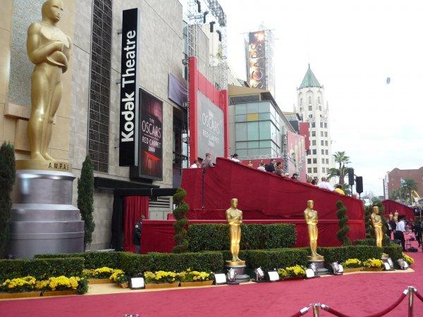 Alfombra roja de la Ceremonia del Oscar Foto: wikipedia.com