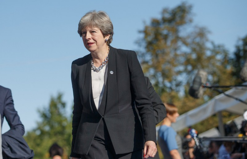 Theresa May, Primera Ministra de Reino Unido Foto: flickr.com