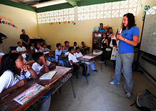 El estado con la mayor proporción de escuelas multigrado es Chiapas, con 69%
