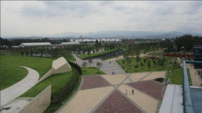 Con 55 hectáreas, el Parque Bicentenario es el segundo pulmón más importante de la capital del país.