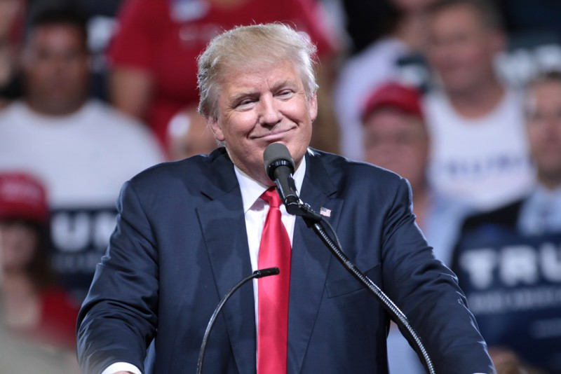 Donald Trump, Presidente de Estados Unidos Foto: flickr.com