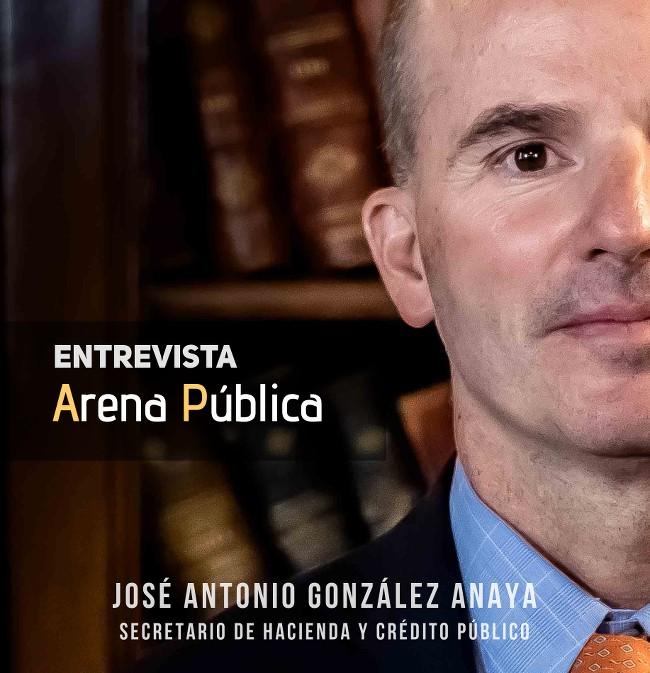 González Anaya concluye su encargo el 30 de noviembre al frente de la SHCP