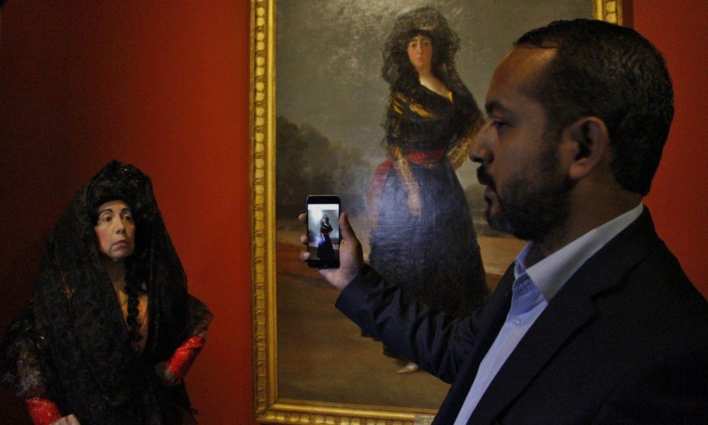 La app Art Guide ofrece una experiencia de realidad aumentada en los museos de CDMX