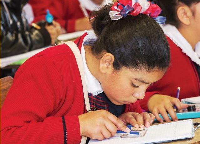 El modelo educativo Aprender a Aprender vio por fin luz en este ciclo escolar 2018-2019. Foto: SEP.
