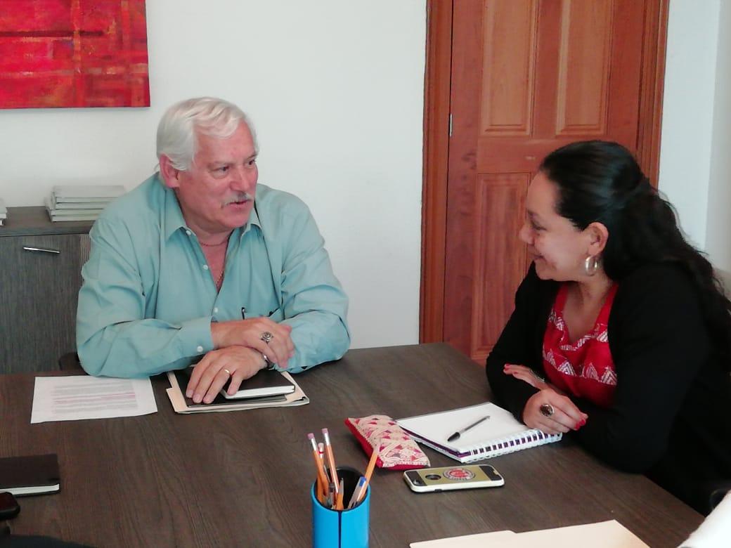 Grupos indígenas y campesinos también han cuestionado el nombramiento de Villalobos (Foto: @vmva1950)