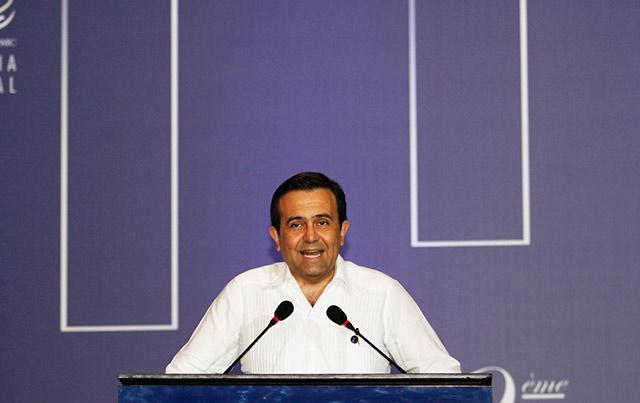 El secretario de Economía, Ildefonso Guajardo dejó ver que las negociaciones podrían extenderse hasta la última semana de agosto. Foto: Organización Mundial de Comercio.