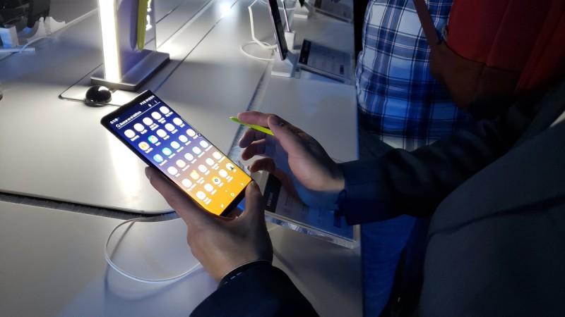 Galaxy Note 9 Foto: Twitter Samsung Mobile México @samsungmobilemx