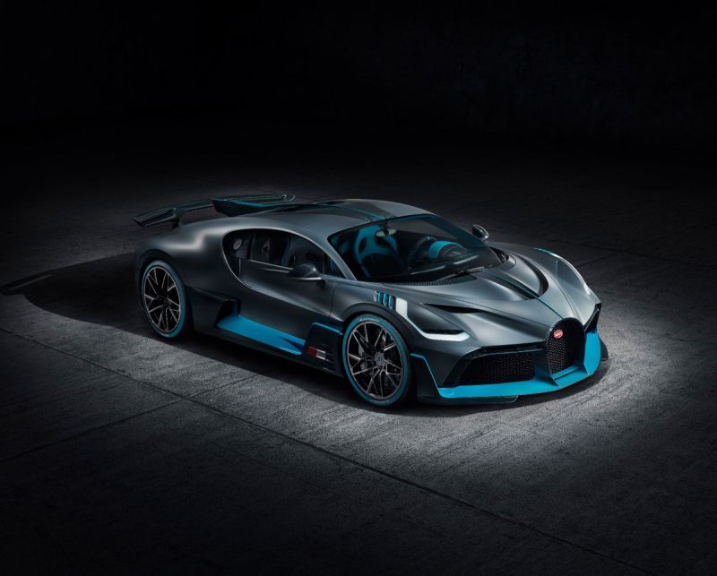 Bugatti Divo Foto: Twitter Bugatti @Bugatti